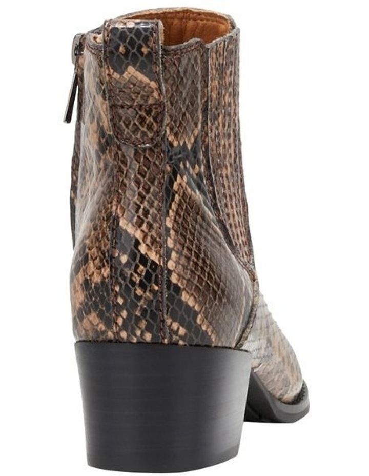 Candle Brown Snake Boot image 2