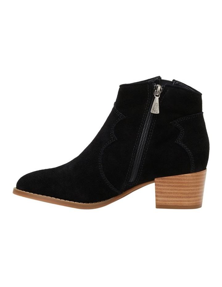 Chai Black Suede Boot image 3