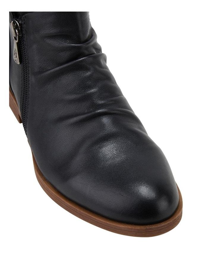 Chalet Black Boot image 4
