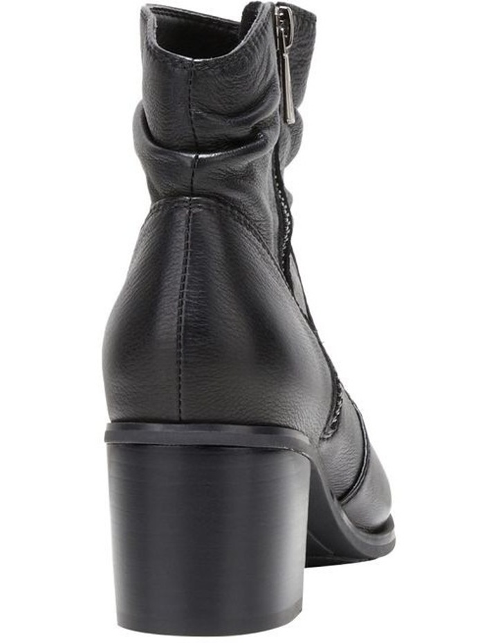 Flame Black Boot image 2