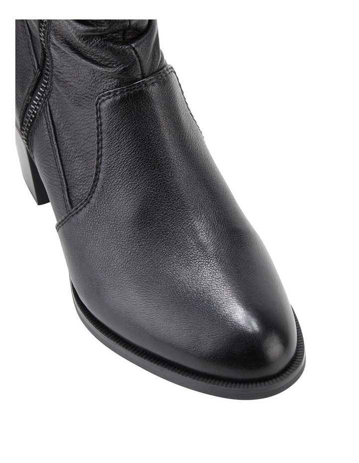 Flame Black Boot image 4