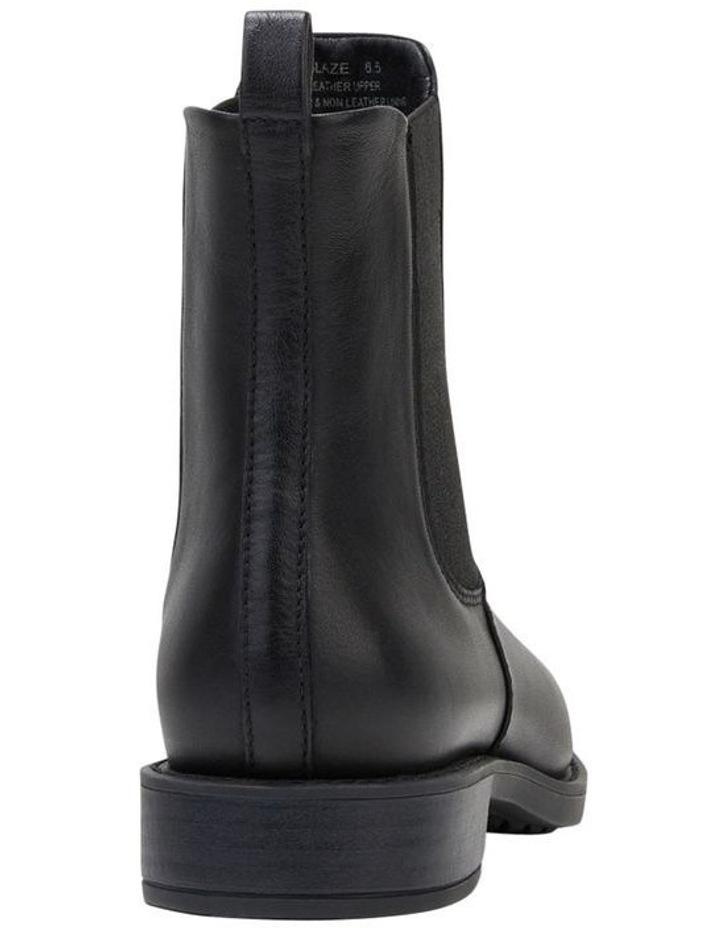 Blaze Black Boot image 4