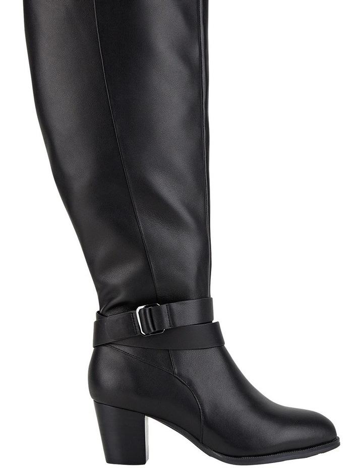 Skyhigh Black Boot image 1