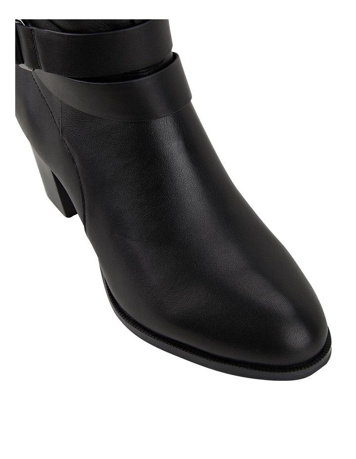 Skyhigh Black Boot image 2