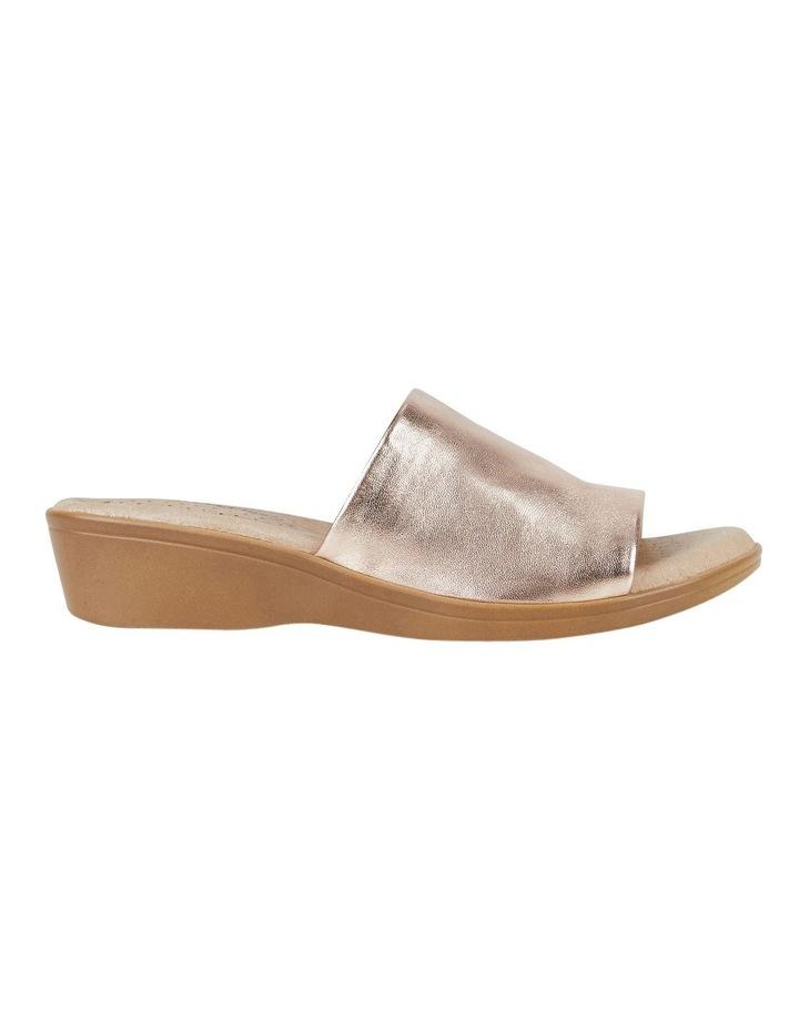 Coco Rose Gold Sandal image 1