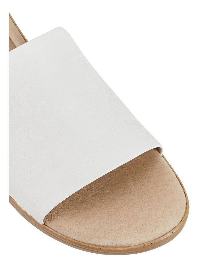 Coco White Sandal image 5