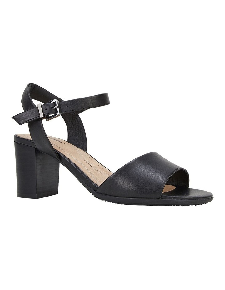 Lindera Black Sandal image 7