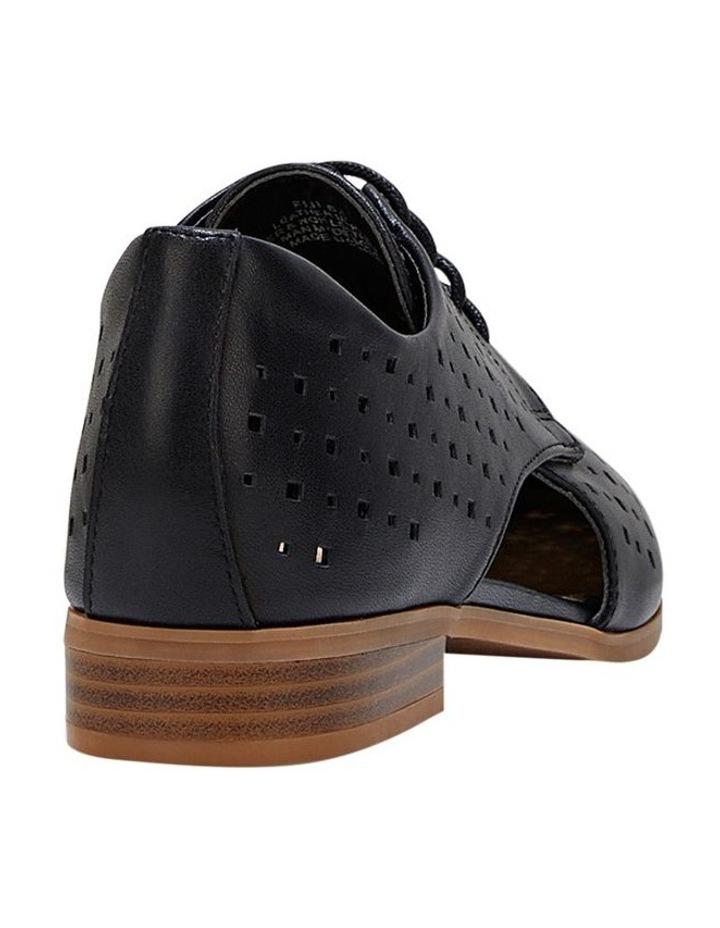 Fiji Black Flat Shoe image 2