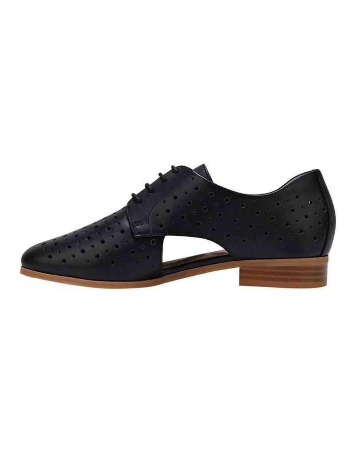 Fiji Black Flat Shoe image 3