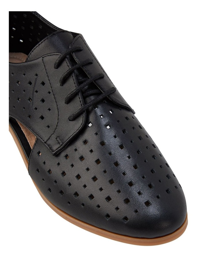 Fiji Black Flat Shoe image 4
