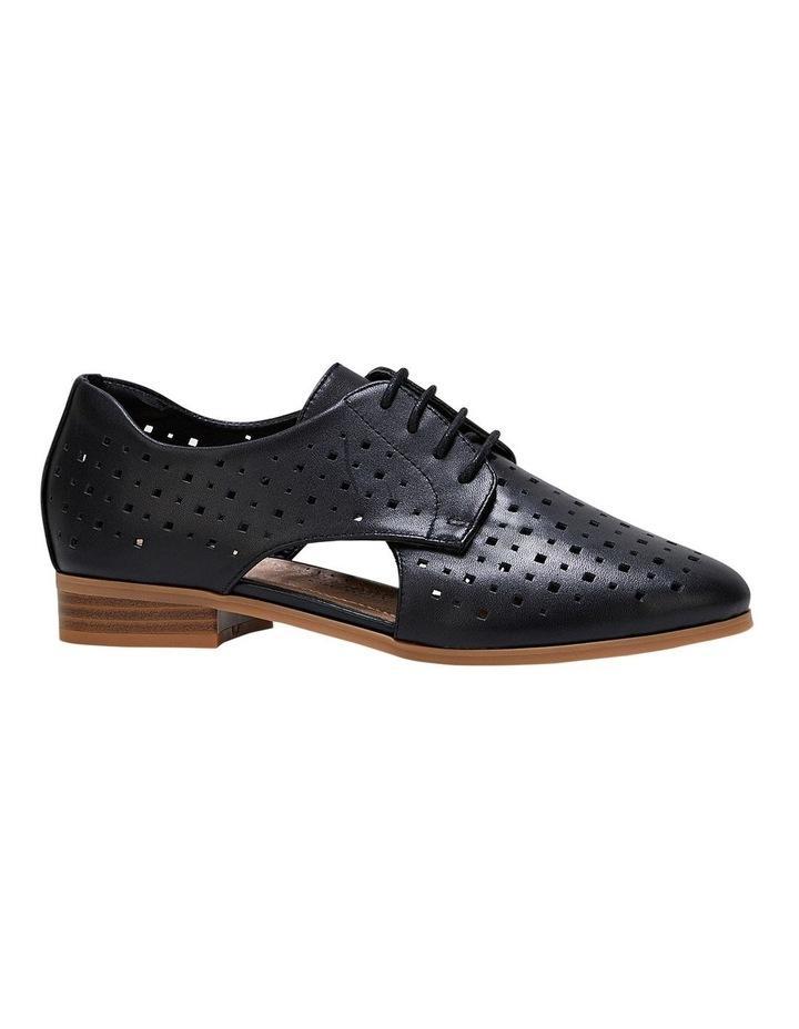 Fiji Black Flat Shoe image 5