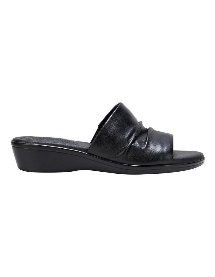 Chanel Black Sandal image 1