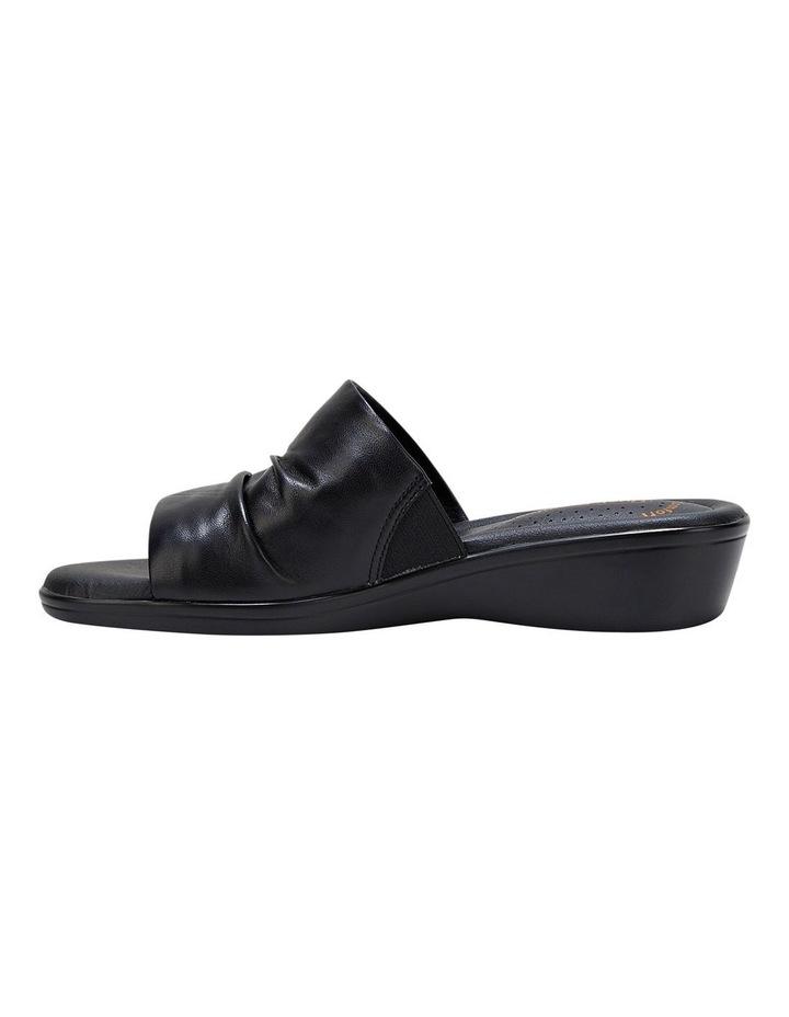 Chanel Black Sandal image 3
