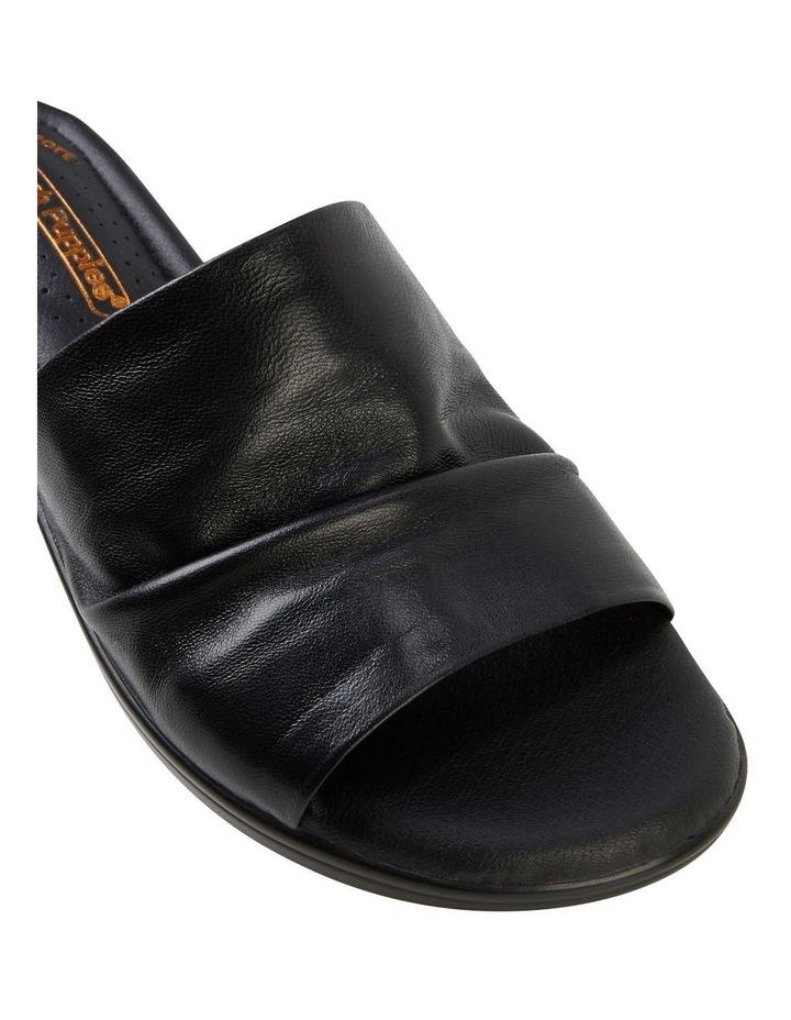 Chanel Black Sandal image 4