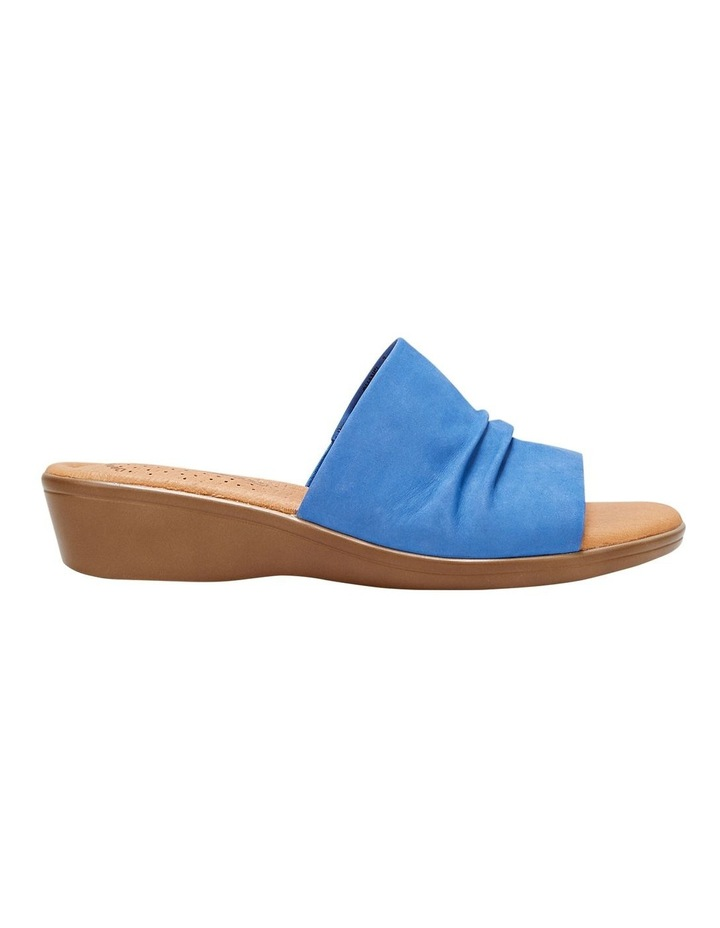 Chanel Blue Sandal image 1