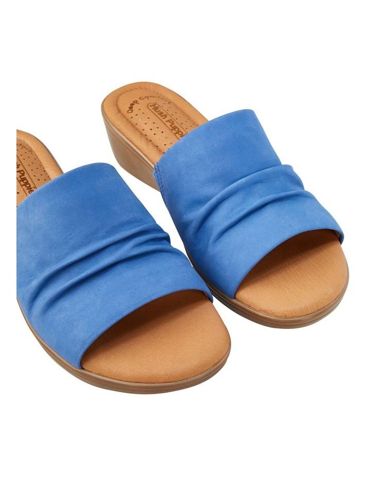 Chanel Blue Sandal image 3