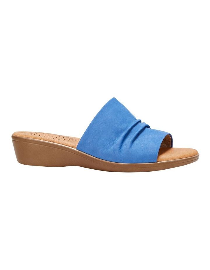 Chanel Blue Sandal image 4