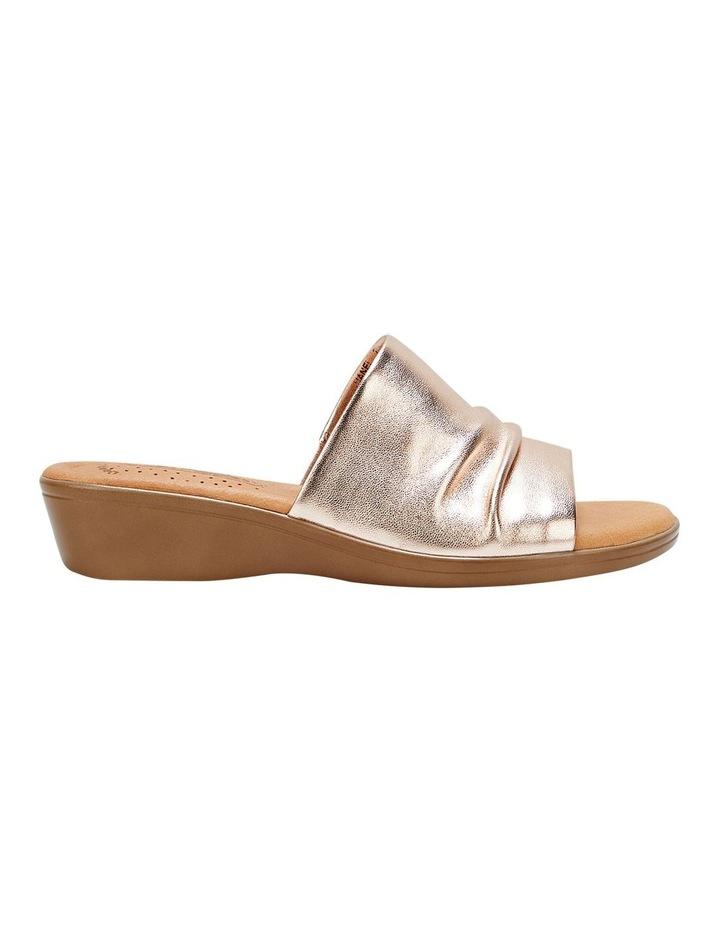Chanel Gold Sandal image 1