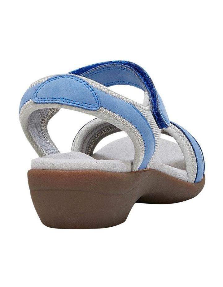 Amazing Chambrey Blue Sandal image 2