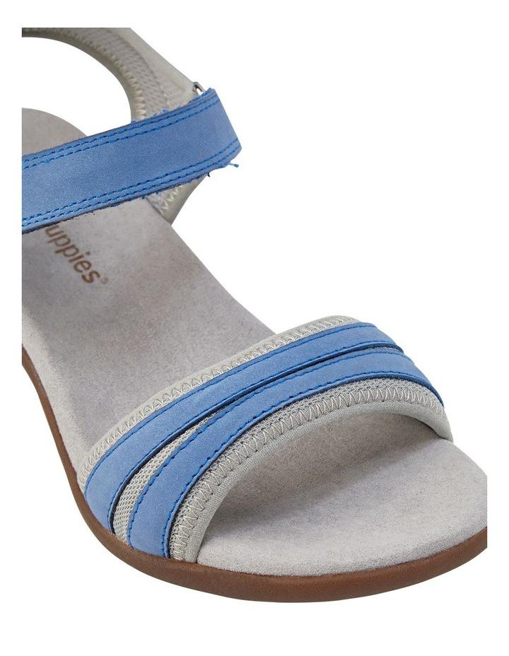 Amazing Chambrey Blue Sandal image 4