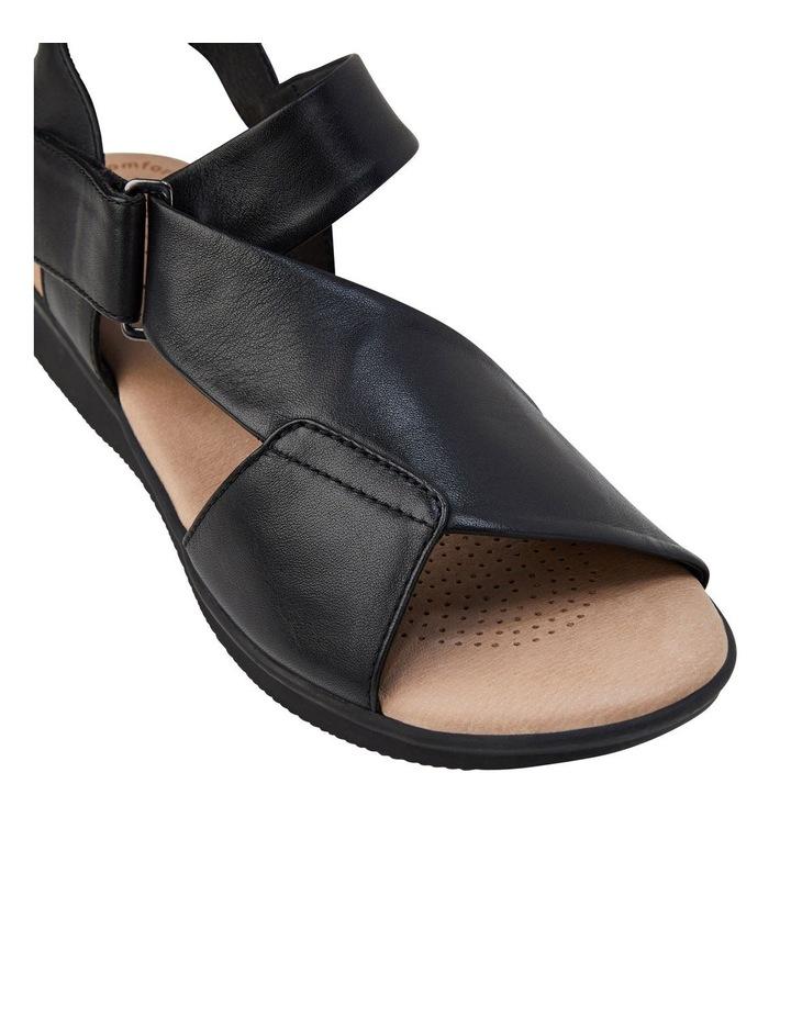 Nizki Black Sandal image 2