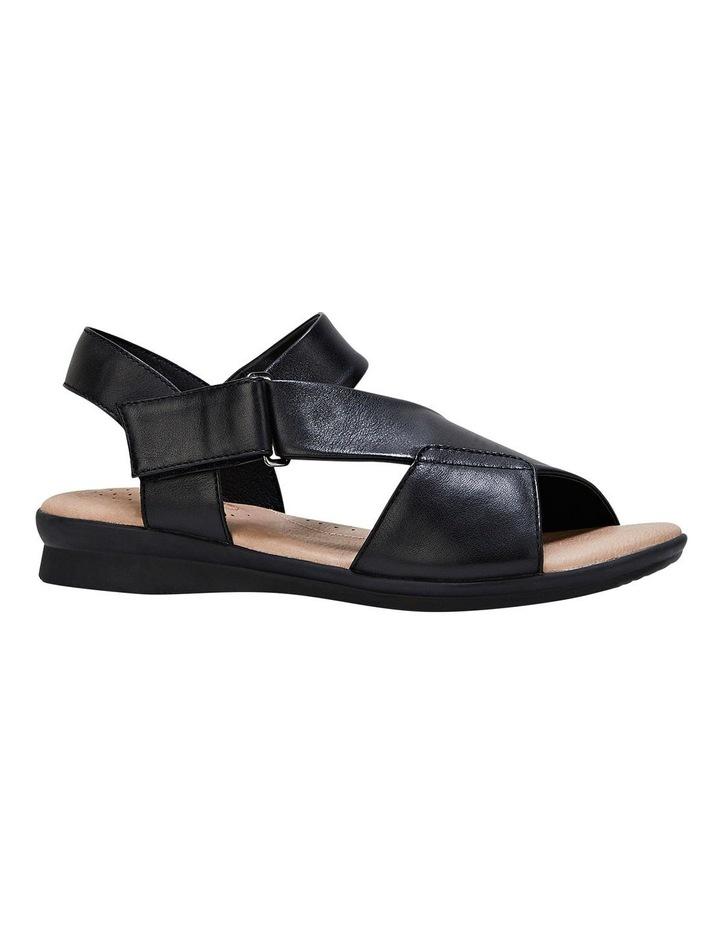 Nizki Black Sandal image 3
