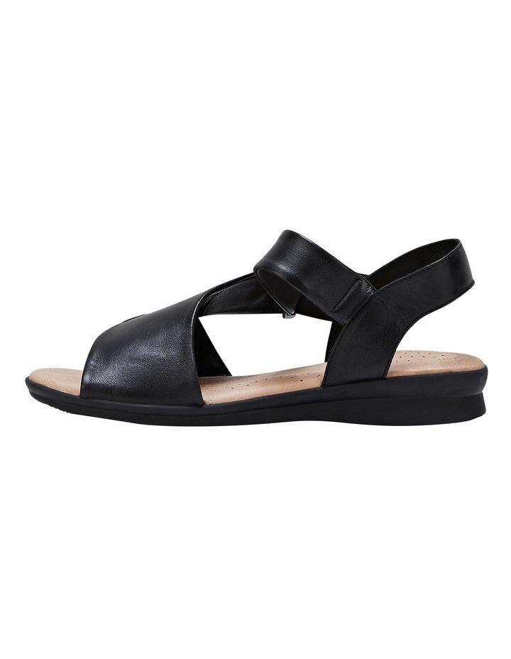 Nizki Black Sandal image 4