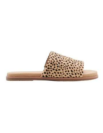 Tan Spotted Leopard colour