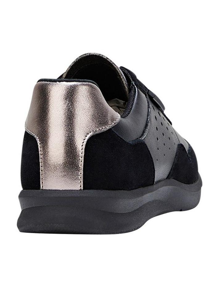 Bronte Black Sneaker image 2
