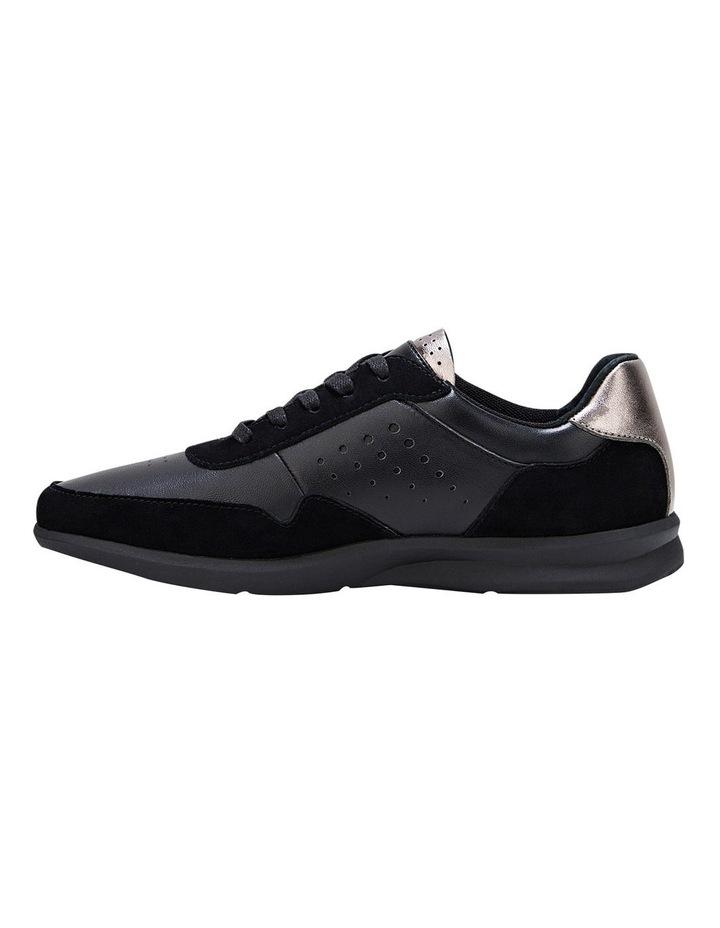 Bronte Black Sneaker image 3