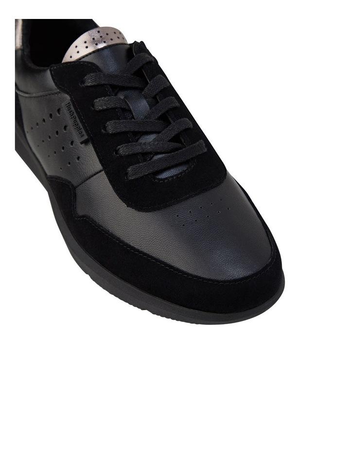 Bronte Black Sneaker image 4