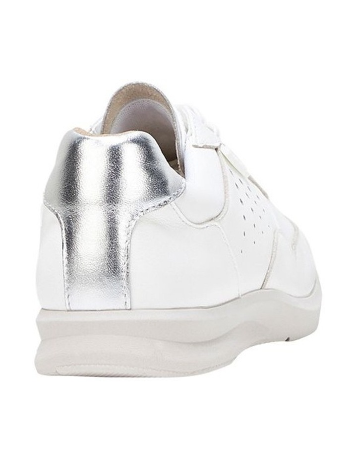 Bronte White Sneaker image 2