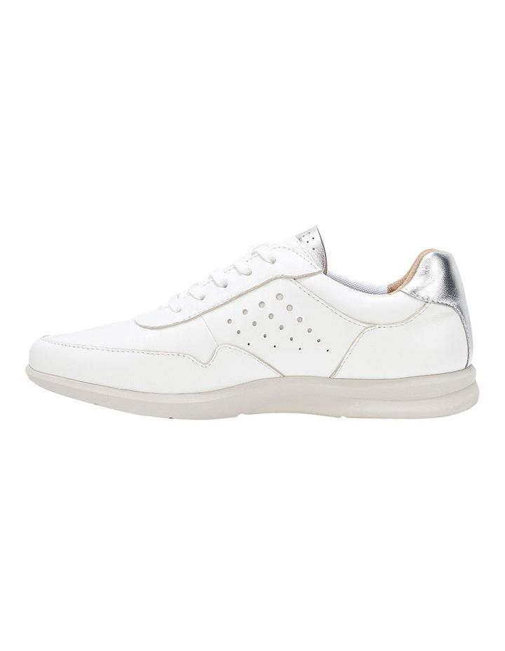 Bronte White Sneaker image 3