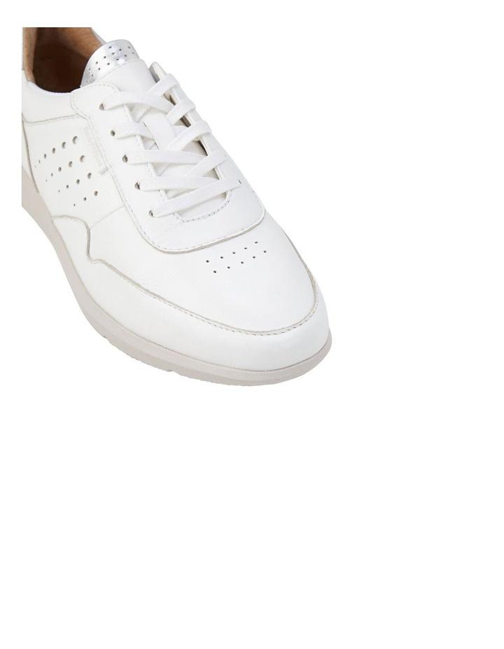Bronte White Sneaker image 4