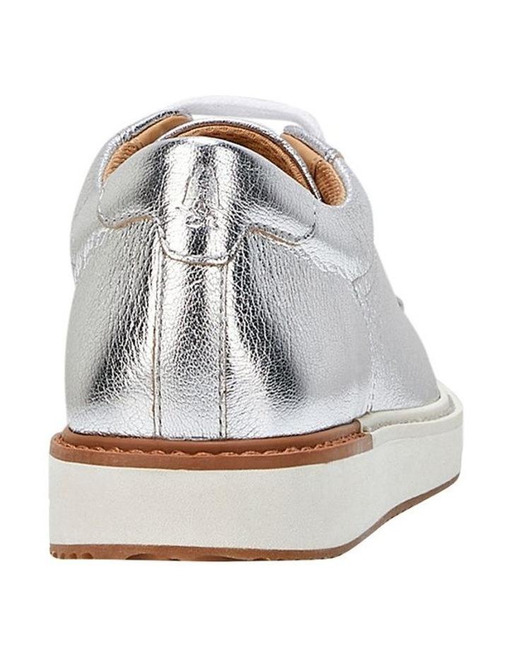 Sabine Silver Metallic Sneaker image 2