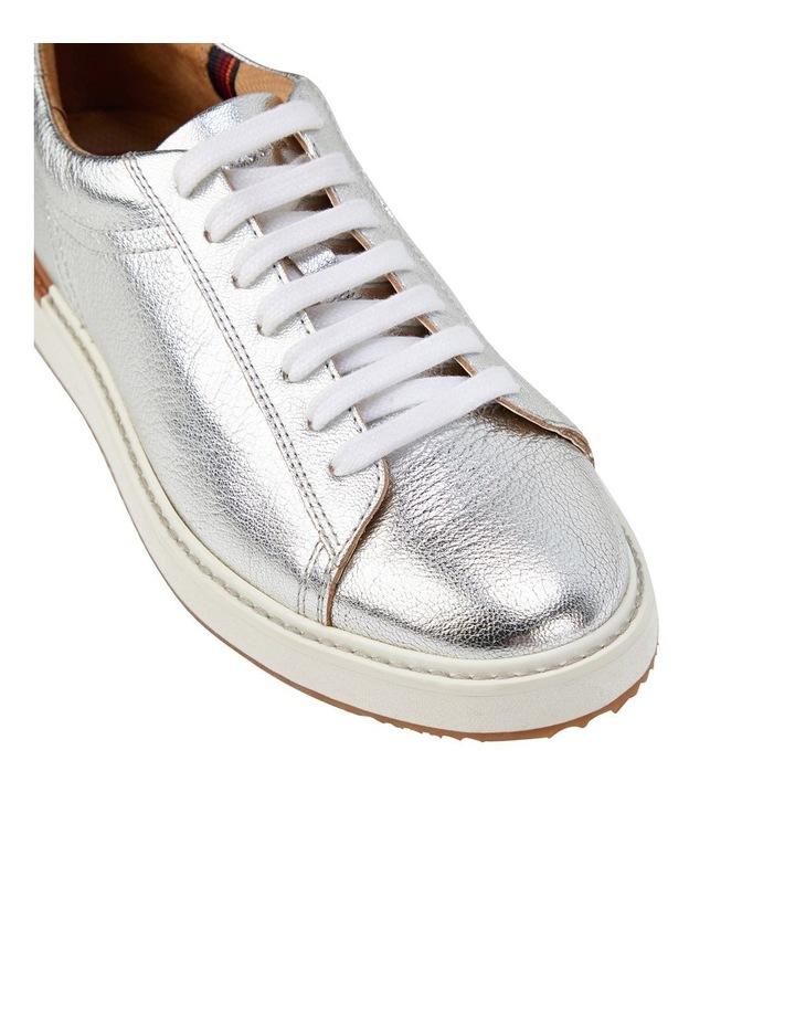 Sabine Silver Metallic Sneaker image 4