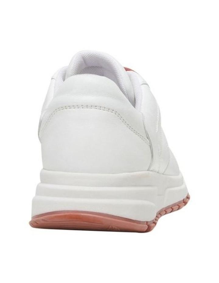 California White Sneaker image 2