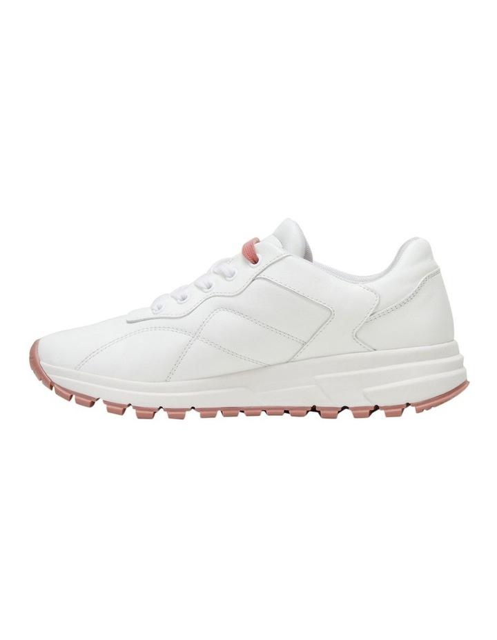 California White Sneaker image 3