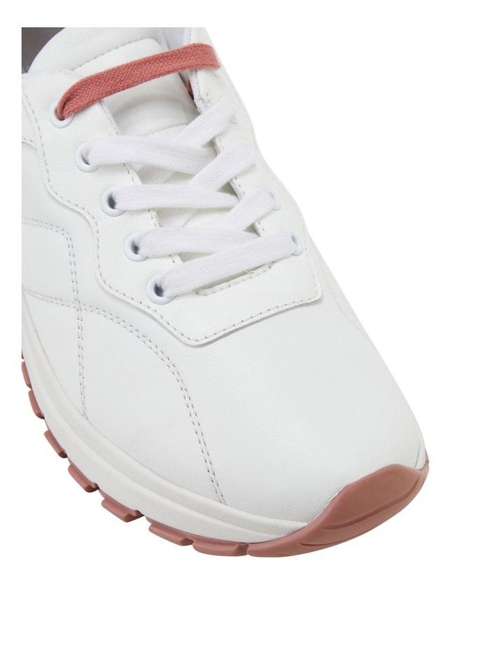 California White Sneaker image 4