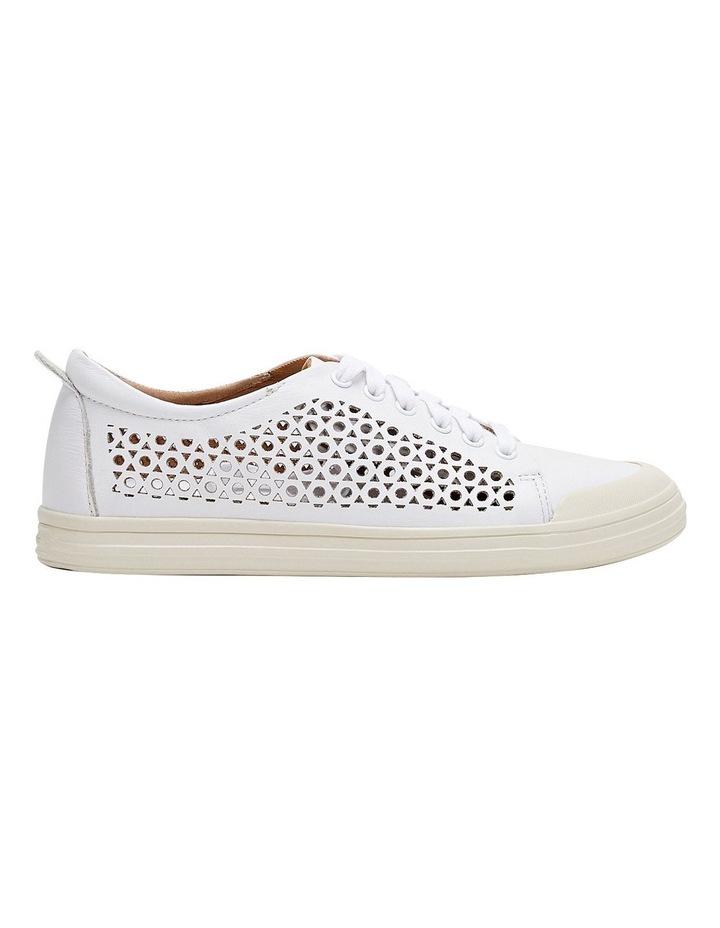 Callie White Sneaker image 1
