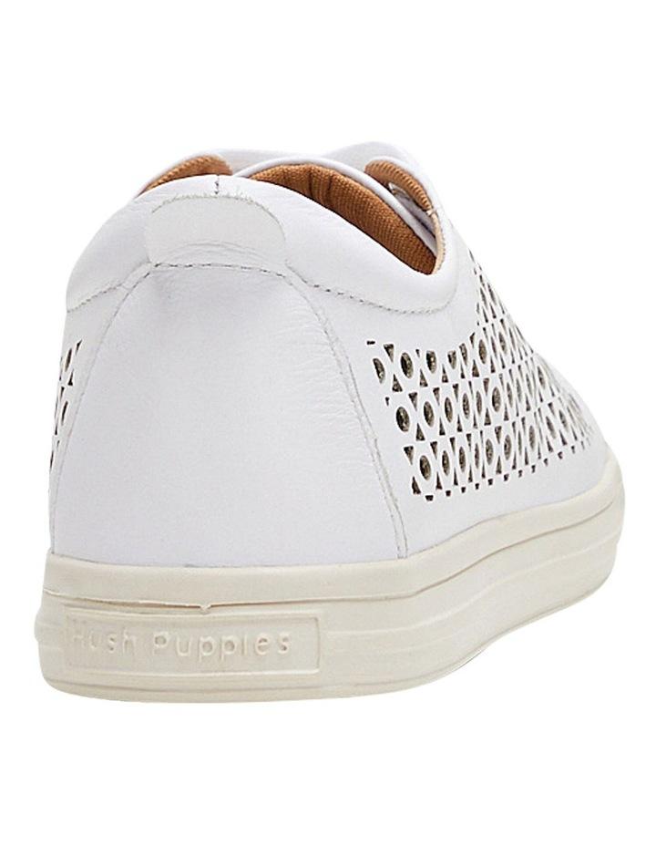 Callie White Sneaker image 5