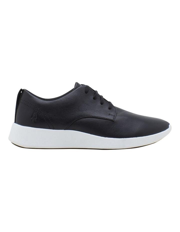 Modern Work Lace Up Black Sneaker image 1