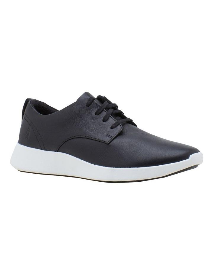 Modern Work Lace Up Black Sneaker image 3