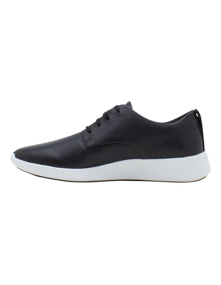 Modern Work Lace Up Black Sneaker image 4