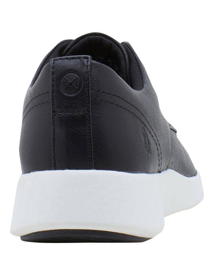 Modern Work Lace Up Black Sneaker image 5