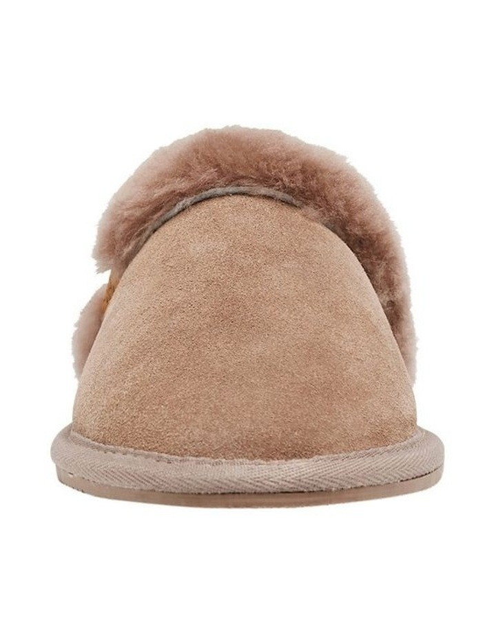 Cosy Taupe Slipper image 5