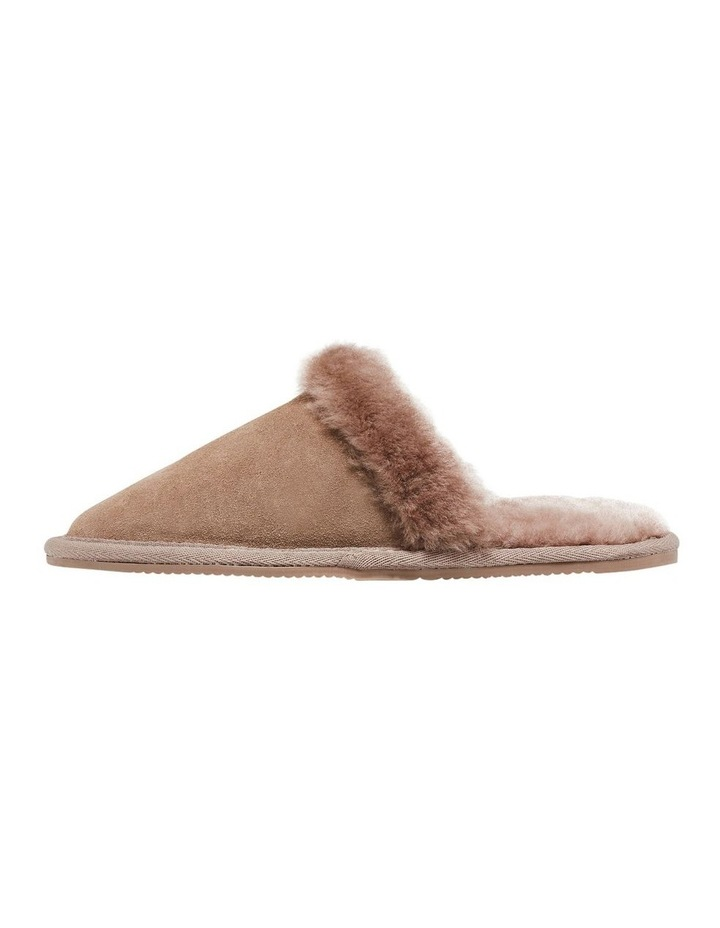 Cosy Taupe Slipper image 7