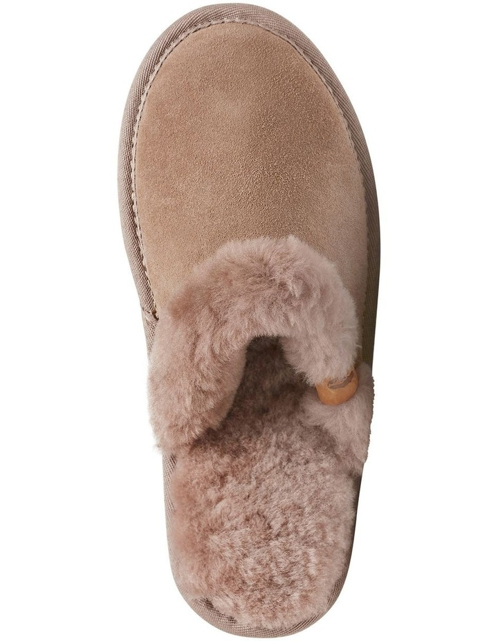 Cosy Taupe Slipper image 9