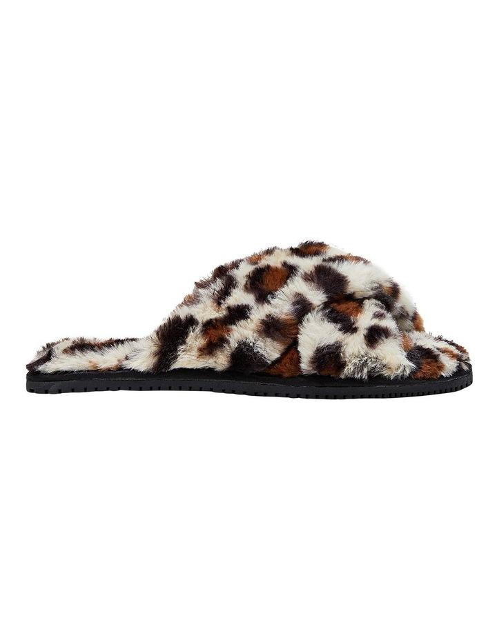 Poodle Leopard Slipper image 1
