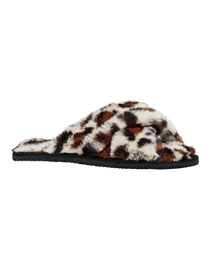 Poodle Leopard Slipper image 2